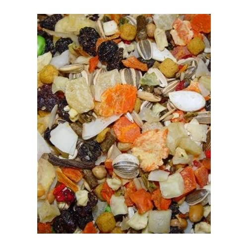 Click for HIGGINS PET FOOD Sunburst Fruit & Veggie Large Hookbill, 20 lb