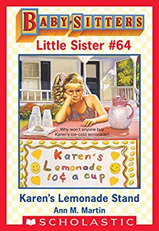 book cover of Karen\'s Lemonade Stand