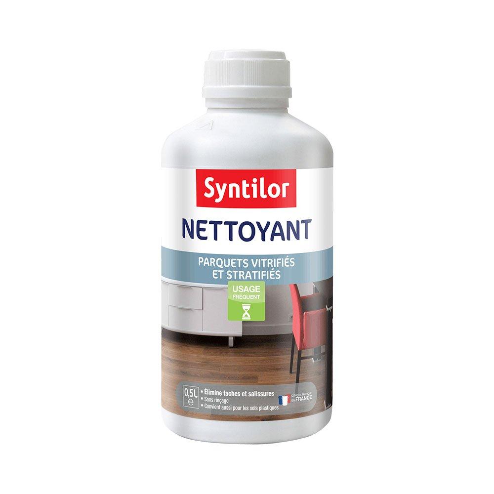 Nettoyant Parquets Vitrifié s Et Stratifié s Incolore 0, 5L Syntilor 03111016