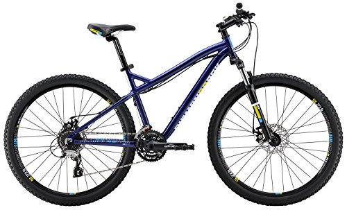 Diamondback Bicycles Lux ST Women's Hardtail Mountain Bike, Blue