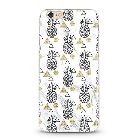 coque iphone 6 ananas marbre