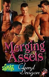 Merging Assets by Cheryl Dragon: Lucky Springs Series, Book Nine