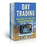 Stock Market Trading: 3 Manuscripts - Day Trading, Penny Stocks, Options Trading