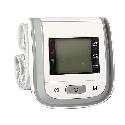 Monitor De Presión Arterial Para Uso En El Hogar Con Puño Grande Digital Eléctrico Tensiómetro Monitores