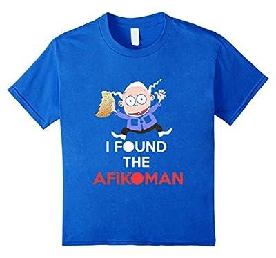 Cute Funny I Found The Afikoman Jewish T-Shirt