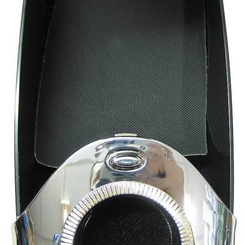 Car Hobby 48011/Polytec Armster Armrest Arm Rest Universal Cup Holder Armrest Chrome