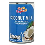 Fiesta Tropicalé Coconut Milk, Unsweetened, 13.5 ounces (Pack of 6)