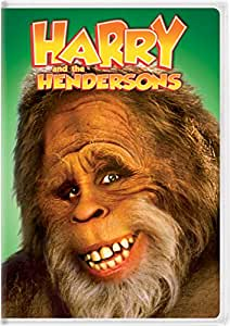 Amazon.com: Harry and the Hendersons: John Lithgow ...