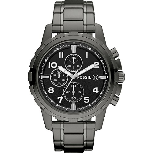 fossil watch men dean chronograph - 2