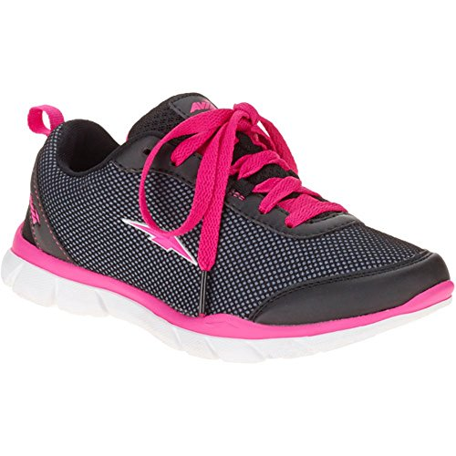 avia-womens-diversion-casual-sport-shoes-black-pink-size-8