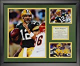 """Legends Never Die Aaron Rodgers Framed Photo Collage - Home, 16"""" x 20"""""""