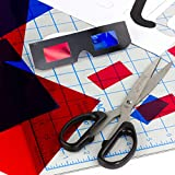 Hygloss Products Cellophane Sheets - 6 Sheets of