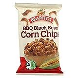 Bearitos BBQ Black Bean Corn Chips, 8.25 oz