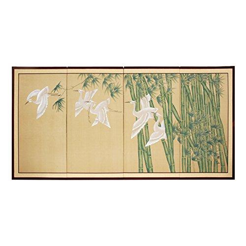 Oriental Furniture Bamboo Escape - 24'' by ORIENTAL FURNITURE