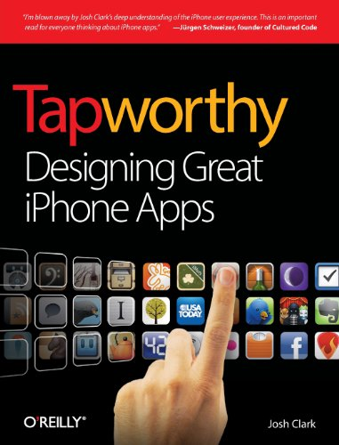 Tapworthy: Designing Great iPhone Apps by O'Reilly Media