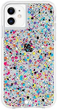 Case-Mate - iPhone 11 Case - Tough Spray Paint - 6.1 - Spray Paint, Model:CM039548