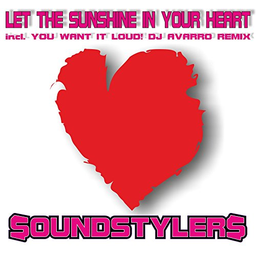 let the sunshine in your heart sun radio vocalmix by soundstylers on amazon music. Black Bedroom Furniture Sets. Home Design Ideas