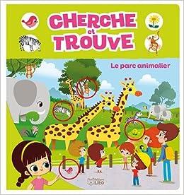 Cherche Et Trouve Le Parc Animalier Des 3 Ans Broche 1