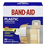 Band-Aid Plastic Comfort-Flex Assorted Bandage Value Pack