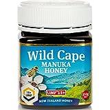 Wild Cape UMF 15+ East Cape Manuka Honey, 250g (8.8 oz)