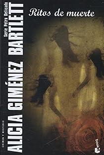 Ritos de muerte par Giménez Bartlett