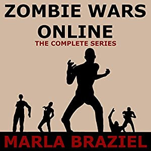 Zombie Wars Online: Book 1-6 Audiobook