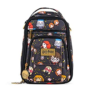 JuJuBe x Harry Potter Mini Be Right Back | Travel Friendly, Compact Stylish Backpack Purse, Adjustable Straps, for Kids and Adults | Cheering CharmsŸ
