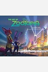 The Art of Zootopia Hardcover