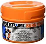 North by Honeywell 049030 Water-Jel Burn Wrap/Extinguisher, 3' x 2 1/2'
