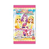 Aikatsu! Data Carddass Gummi candy - Debut Scene 6 - (BOX)