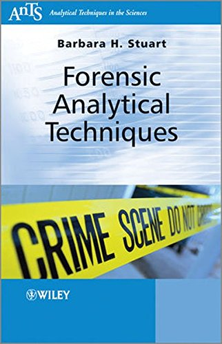 Forensic Analytical Techniques 2 Nd (P)