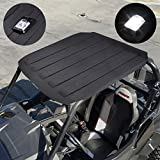 RZR 1000 Plastic Hard Roof Top with Reading Lamps for Polaris RZR 900 XP 1000 Turbo 900 S Trail 2 Seater UTV Plastic Top