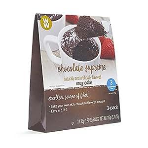 Weight Watchers Chocolate Supreme Mug Cake: Amazon.com ...