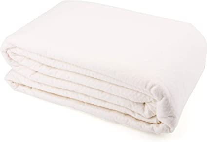 Warm Company Batting 2391 72-Inch by 90-Inch Warm and Natural Cotton Batting