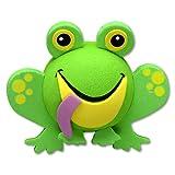 Tenna Tops Frog Car Antenna Topper / Antenna Ball / Mirror Dangler