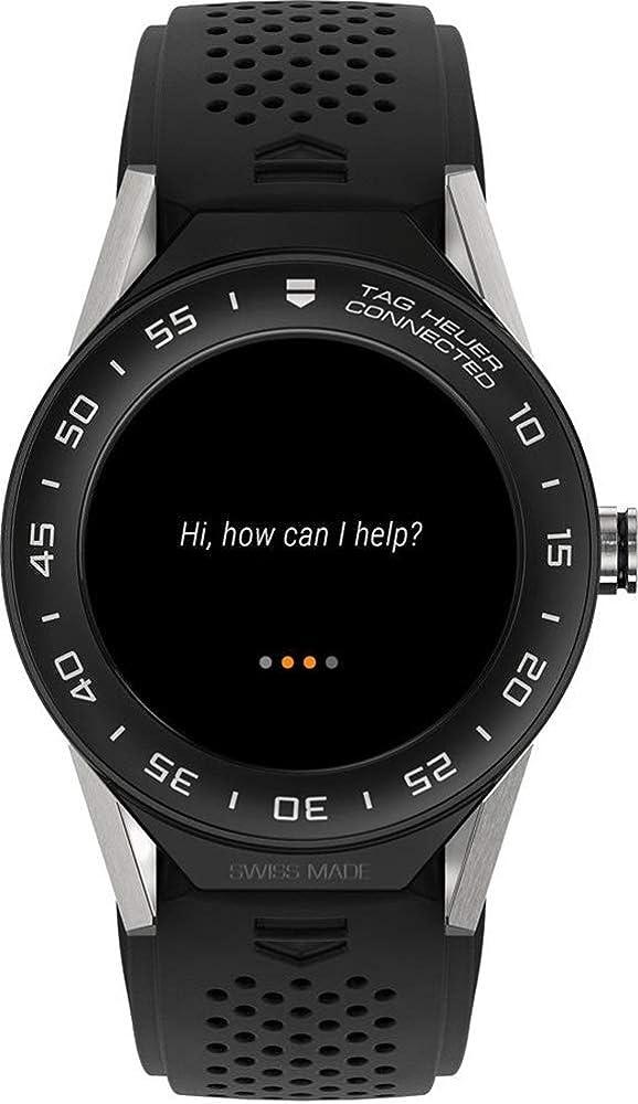 TAG Heuer Connected 41 - Reloj inteligente modular para hombre SBF818000.11FT8031