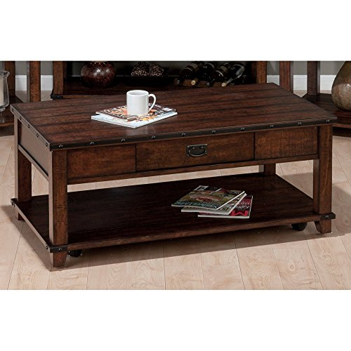 Jofran Cassidy Cocktail Table - Burnished