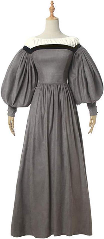 GGOODD Medieval Retro Renacentista Victoriana Disfraz Halloween ...