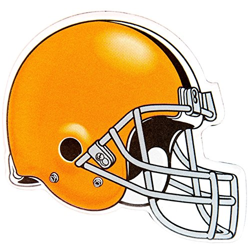 NFL Cleveland Browns Premium Acrylic Carded Magnet