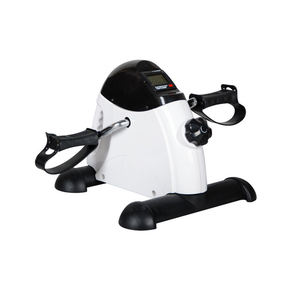 Vogvigo Pedal Exerciser Portable Medical Exercise Peddler Machine - Low Impact, Small Pedal Exerciser Bike for Under Your Office Desk - Designed for Either Hands or Feet