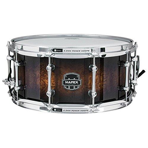 Mapex Armory Series Snare Drum - Exterminator - Edge Series Snare Drum
