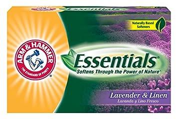 Essentials Toallitas antiestáticas perfumadas para secadora: Amazon.es: Hogar