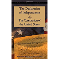 The Declaration of Independence and The Constitution of the United States (Bantam Classic) (English Edition)