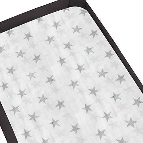 Cheap aden by aden + anais pack n play crib sheet, dusty - stars