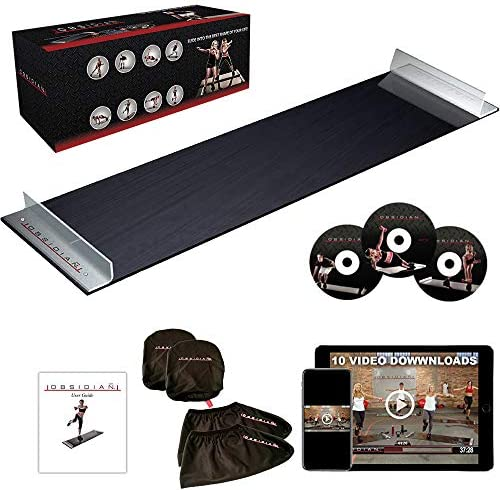 Obsidian Exercise Slide Board Intensity product image