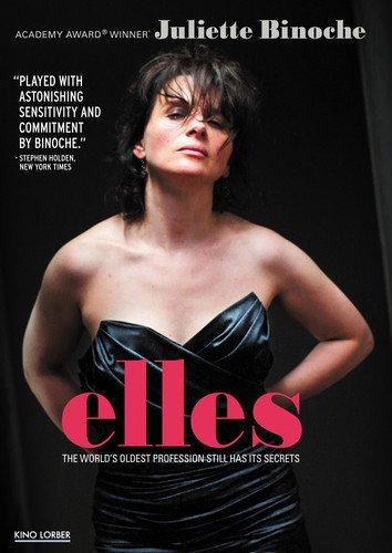 DVD : Ali Marhyar - Elles (Subtitled)