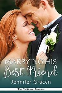 Marrying His Best Friend by Jennifer Gracen ebook deal