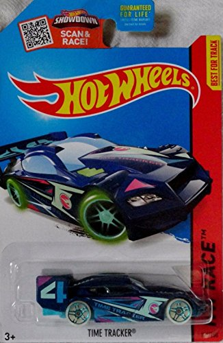 2015 Hot Wheels Treasure Hunt Time Tracker #175 / 250 HW (Treasure Tracker Metal)