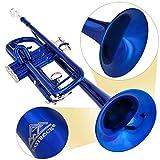 Eastrock Trumpet Standard Brass Bb Blue Trumpet
