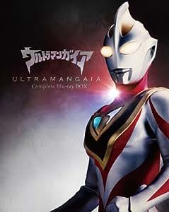 Amazon.com: Ultraman Gaia Complete Blu-ray BOX: Movies & TV